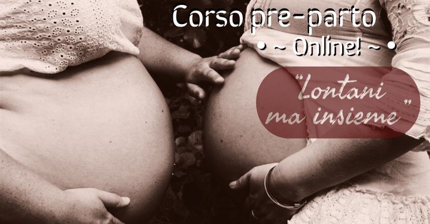 Corso Pre Parto Online